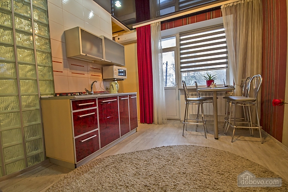 Шикарна квартира в центрі з дизайнерським ремонтом, 2-кімнатна (45217), 007