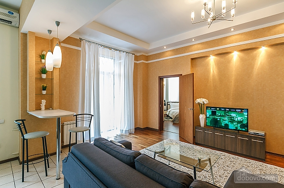 LUX two bedroom apartment on 27 Khreshchatyk with terrace, Due Camere (92933), 007
