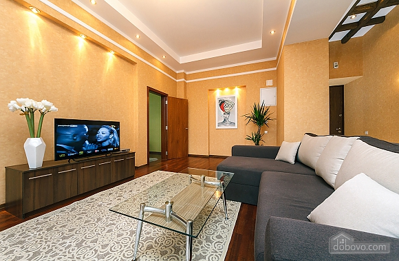 LUX two bedroom apartment on 27 Khreshchatyk with terrace, Due Camere (92933), 012