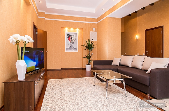 LUX two bedroom apartment on 27 Khreshchatyk with terrace, Due Camere (92933), 013