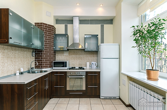 LUX two bedroom apartment on 27 Khreshchatyk with terrace, Dreizimmerwohnung (92933), 016