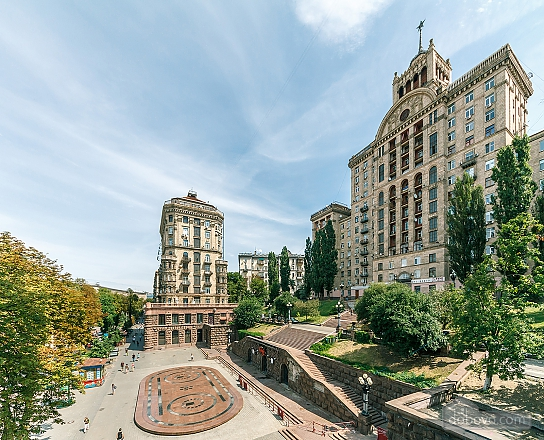 LUX two bedroom apartment on 27 Khreshchatyk with terrace, Due Camere (92933), 034
