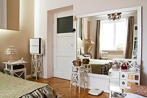Apartment in the wonderful house, Vierzimmerwohnung, 003