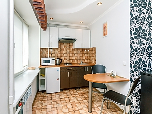 Apartment in the city center, Studio, 003
