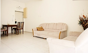 In the city center, Two Bedroom, 001