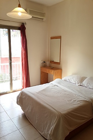 In the city center, Two Bedroom, 002