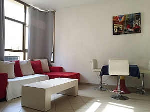 Tel Aviv center , One Bedroom, 002