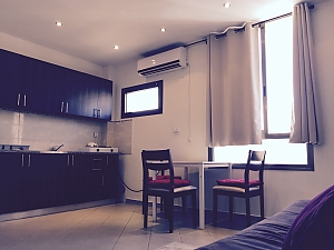 Apartment in a new building, Un chambre, 003