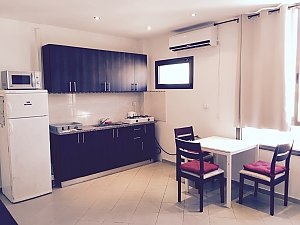 Apartment in a new building, Un chambre, 004