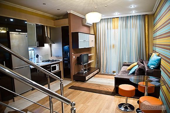 Двоярусна квартира, 2-кімнатна (26075), 001