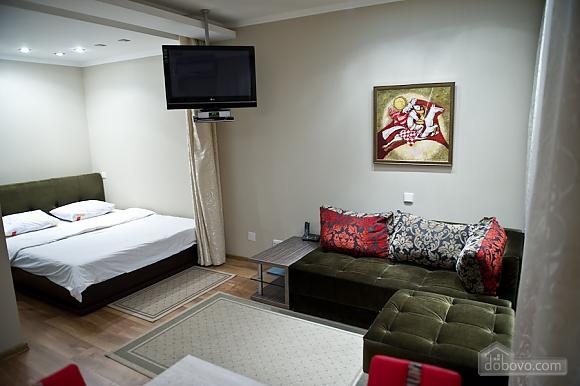 Квартира зі зручним плануванням, 1-кімнатна (77461), 002