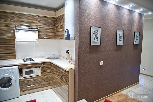 Квартира зі зручним плануванням, 1-кімнатна (77461), 006