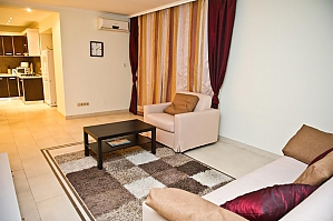 Accommodations in the center of Chisinau, Un chambre, 002