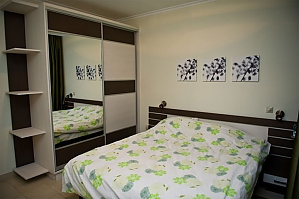 Accommodations in the center of Chisinau, Un chambre, 004