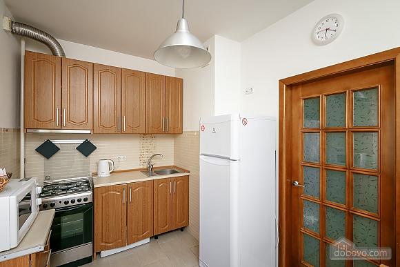 Затишна квартира в центрі, 1-кімнатна (65857), 009