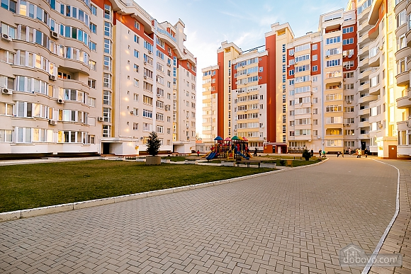 Затишна квартира в центрі, 1-кімнатна (65857), 028