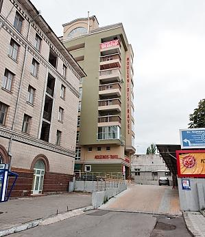 Kвартиры посуточно в Кишиневе, 1-комнатная, 011