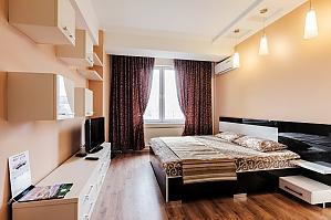 Квартира в самом центре Кишинева, 1-комнатная, 001