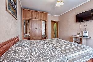 Квартира с идеальными условиями в центре Кишинева, 1-комнатная, 003