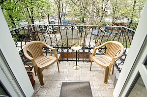 Daily rent in the very heart of Chisinau, Two Bedroom, 007