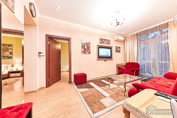 Daily rent in the very heart of Chisinau, Dreizimmerwohnung (64616), 004