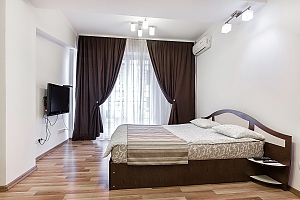 Апартаменты в новом доме, 1-комнатная, 002