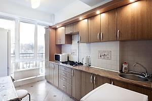 Апартаменти в новому будинку, 1-кімнатна, 003