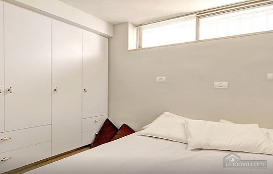 Apartment in white colors, Un chambre (22848), 004