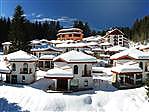 Будинок у швейцарському стилі на гірськолижному курорті, 3-кімнатна, 003