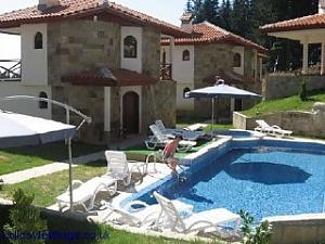 Будинок у швейцарському стилі на гірськолижному курорті, 3-кімнатна, 004