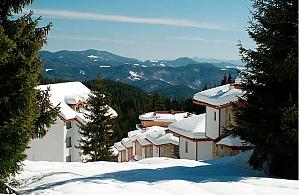 Будинок у швейцарському стилі на гірськолижному курорті, 3-кімнатна, 002