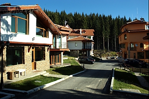 Будинок у швейцарському стилі на гірськолижному курорті, 3-кімнатна, 018