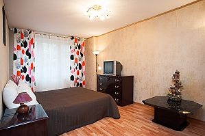 Apartment next to Belyaevo station, Un chambre, 003
