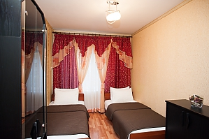 Apartment next to Belyaevo station, Un chambre, 004