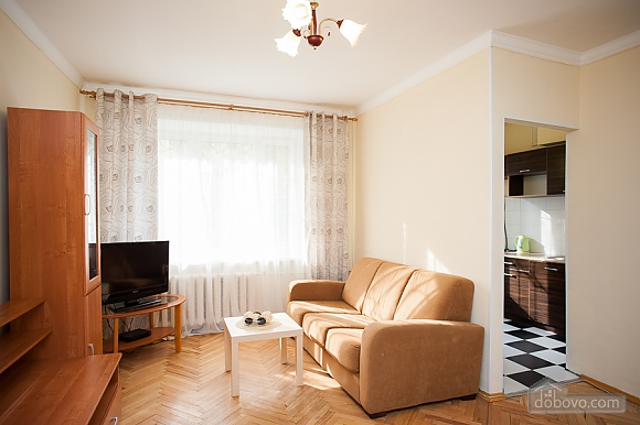 The apartment near the metro station Belorusskaya, One Bedroom (58722), 004
