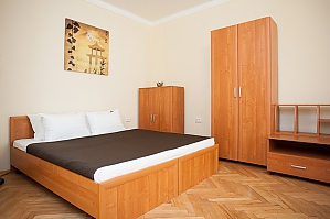 The apartment near the metro station Belorusskaya, Un chambre, 003