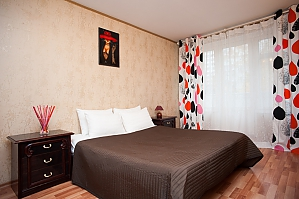 Apartment next to Belyaevo station, Un chambre, 002