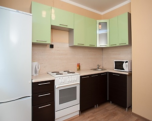 Apartment next to Molodezhnaya metro station, Studio, 002