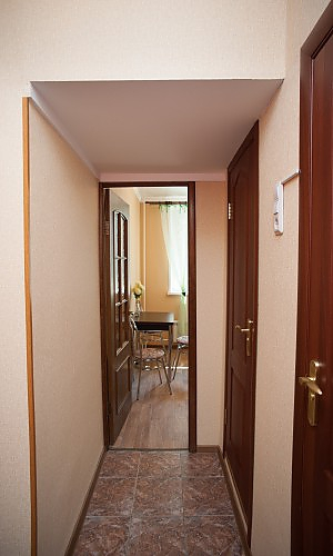 Apartment next to Molodezhnaya metro station, Studio, 007