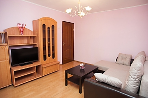 Apartment next to metro Nakhimovsky Prospect, Un chambre, 001
