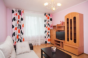 Apartment next to metro Nakhimovsky Prospect, Un chambre, 003