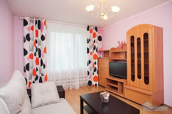 Apartment next to metro Nakhimovsky Prospect, One Bedroom (62310), 003