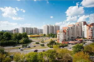 Apartment next to the subway station Novye Cheryomushki, Studio, 008