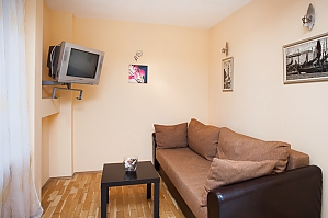Aartment next to station Park Filevsky, Un chambre, 004