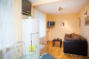 Aartment next to station Park Filevsky, Un chambre, 002