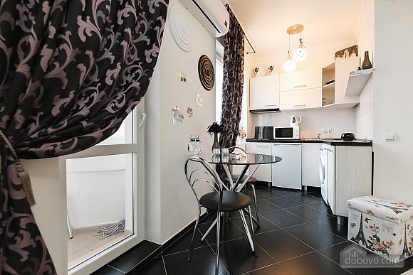 Элитная квартира с круглой кроватью и джакузи, 1-комнатная (61079), 006