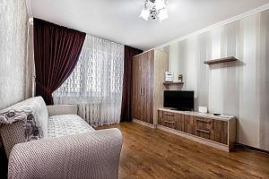 Светлая и уютная квартира в центре, 1-комнатная, 004