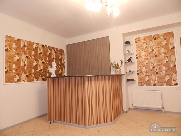 Suite in apart-hotel with common toilet and kitchen, Monolocale (77273), 009