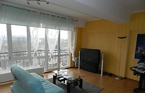 Apartment with panoramic view, Monolocale, 002