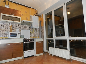 Apartment with panoramic view, Monolocale, 003